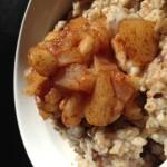 steel oats porridge