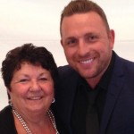 Johnny Reid and me