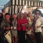 Meryl Snow, Jen Delayne Emily, Kathy and me