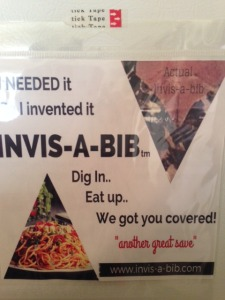 invis-a-bib tm