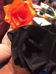 flower ribbon