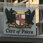 perth city sign