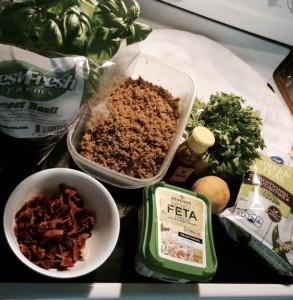 sald quinoa